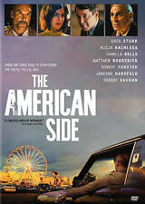 The American Side  DVD, Matthew Broderick, Camilla Belle, Alicja Bachle