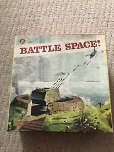 Triang Hornby R671 Battle Space Mutiple Ground To Air Missile Site