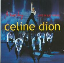 Celine Dion - A New Day Live In Las Vegas 2004 Columbia CD album