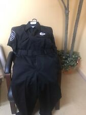 Allied Unversal Security Services With Tags. Regular 32x32 Guard Uniform Pants.