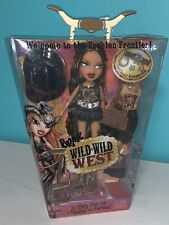 Bratz YASMIN Wild Wild West Cowgirl Doll & Outfit Accessories