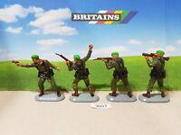 Britains Deetail Napoleonic British Cavalry Set Of Six