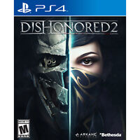 Dishonored 2 PS4 [Factory Refurbished]