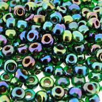 Miyuki Round Rocailles 8//0 Luminous Aquamarine AB Seed Beads RR-339