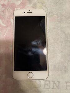 Apple iPhone 6s - 32GB - Silver (Unlocked) A1688 (CDMA + GSM)