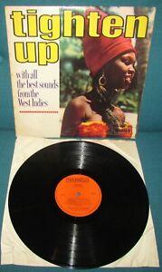 TIGHTEN UP Vol 1 ORIG 1st UK 1969 TROJAN Joya Landis UNTOUCHABLES David Landis