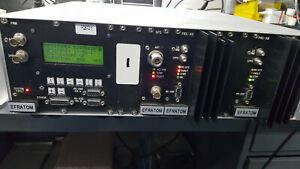 Quantar External Site Timebase GPS Moderated with BO Rubidium OSCILLATOR Works