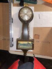 Antique Banjo Clock Gilbert-