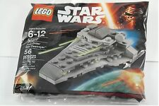 LEGO Star Wars FIRST ORDER STAR DESTROYER 30277 polybag Retired Collector Space