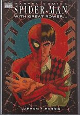 SPIDER-MAN WITH GREAT POWER... MARVEL KNIGHTS '08 HARDCVR GN TPB  LAPHAM OOP NEW