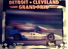 Detroit Cleveland Grand Prix Board Game (1996) Mayfair Games
