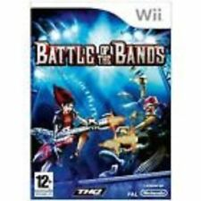 Battle of the Bands GAME NINTENDO Wii & WII U