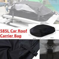Auto Dachtasche Faltbar 580Liter Dachkoffer Universal Dachkoffer Box Wasserdicht