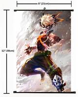 4341 GANTZ anime manga Home Decor Poster Wall Scroll