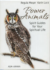 Power Animals Cards Set NEW Sealed 49 cards 60 pg book Regula Meyer Karin Lurz