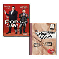 The Pointless 2 Books Collection Set ,The Pointless Book & The 100 Most Pointles