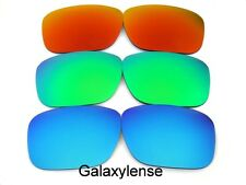Replacement Lenses For Ray Ban RB4165 Justin Blue/Green/Red 54mm Polarized 3PS