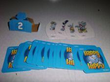WÜRFELSPIEL AUS MAXI-EI SERIE DIE HAPPY HIPPO TALENTSHOW 2009 MIT BPZ [DE-25N-4]