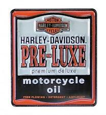 Harley Davidson Pre-luxe Motorcycle Oil Can Pin P016383