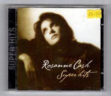 (IA258) Rosanne Cash, Super Hits - 1998 CD