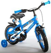 16 Zoll Fahrrad Rücktritt Stützräder Kinderfahrrad Jungen Blau  Kinder Mädchen
