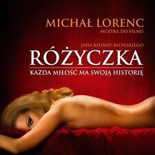 CD MICHAŁ LORENC Różyczka * muzyka do filmu * Soundtracks