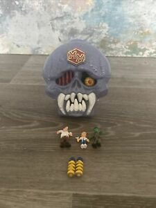 Mighty Max - ESCAPES FROM SKULL DUNGEON - Series 1 Play Set 100% Comp 1992 (1)