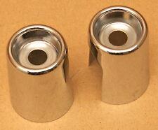 HARLEY ORIGINAL Amortiguador Cromo Cubierta Amortiguador COVER Touring