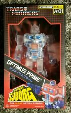 SDCC 2018 SUPER7 TRANSFORMERS SUPER CYBORG OPTIMUS PRIME THE X-RAY FIGURE-NEW