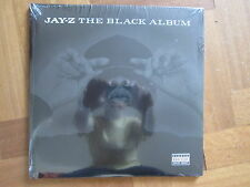 RARE Original 2003 Sealed - Jay-Z ‎– The Black Album - US 2XLP 2003