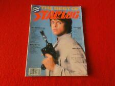 Vintage Science Fiction Magazine Star Log Vol. 1 Mark Hamill Alien 6