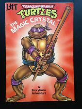 Teenage Mutant Ninja Turtles, The Magic Crystal, By Kevin Eastman Peter Laird