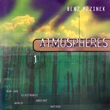 BENZ MEZINEK - ATMOSPHERES - CD, 1997