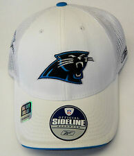NFL Carolina Panthers Reebok Official Sideline Head Wear Cap Hat OSFA 197e0188b