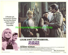 GIRL FROM PETROVKA LOBBY CARD size 11x14 Inch MOVIE POSTER 7 Card's GOLDIE HAWN