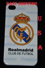for iPhone 4 4s hard case Real Madrid realmadrid club du football soccer