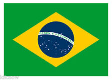 BRAZIL FLAG 3FT X 2FT (Another Quality product from klicnow)