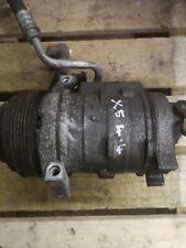 99-06 BMW X5 E53 AIR CON COMPRESSOR PUMP MC447220-3323