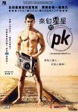 "Sanjay Dutt ""PK"" Aamir Khan 2014 India Comedy Hong Kong Version Region 3 DVD"