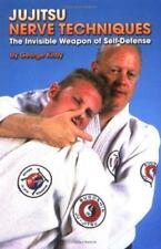 Jujitsu Nerve Techniques: The Invisible Weapon of Self-Defense