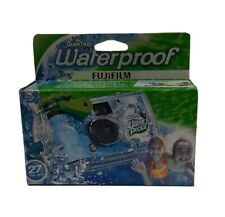 New ListingFujiFilm Disposable Cameras Quick Snap Waterproof Pool Underwater 35 mm
