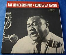 ROOSEVELT SYKES - The Honeydripper - PRESTIGE BLUESVILLE orig US PREVIEW COPY EX