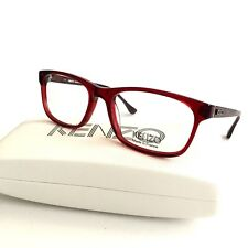 Kenzo Eyeglasses KZ2211 2211 Red C04 New Authentic with Case 53mm