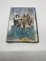 Freaknik Freak Nil New Factory Sealed DVD HIP HOP African American College Party