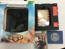 Bioshock Infinite - Ultimate Songbird Edition (Xbox 360,2013) *Statue Brand New*