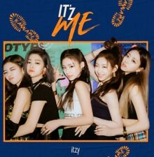 ITZY's [IT'z ME] KPOP SEALED CD ALBUM - SELECT VERSION ITZ /ME /WANNABLE