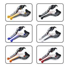 Adjustable Folding Brake Clutch Lever for Kawasaki ER-6N/F NINJA 650R 09-15 400R