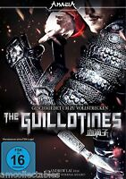 DVD - The Guillotines - Forgiato A Zu Vollstrecken - Nuovo/Originale