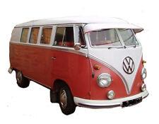 Aluminium Externe Sun Visière Pour VW T2/Type 2 SPLITS écran T1 Bus C9036