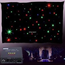 3x2m Stern LED Sternvorhang Bühnenbeleuchtung Für Romantisch Hochzeiten Party